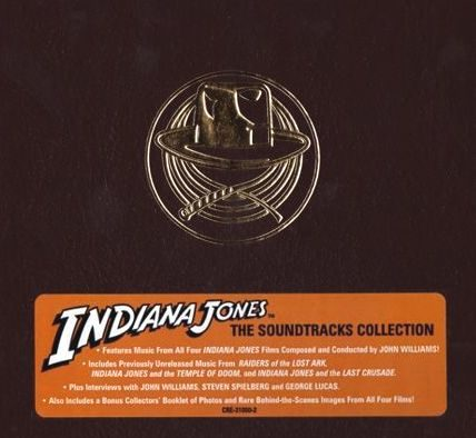 Indiana Jones: The Soundtracks Collection (1981-2008)