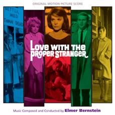 Love with the Proper Stranger / A Girl Named Tamiko (1963-1962)