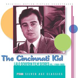 Cincinnati Kid, The: Lalo Schifrin Film Scores, Vol. 1 (1964–1968) (1964-1968)