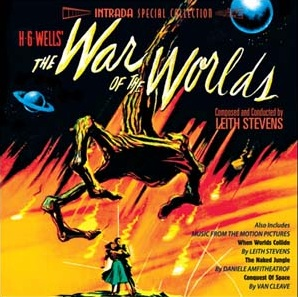 War of the Worlds, The/When Worlds Collide/Naked Jungle, The/Conquest of Space (1951-1956)