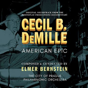 Cecil B. DeMille: American Epic (2003)