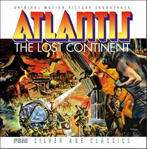 Atlantis: The Lost Continent / Power, The (1961-1968)