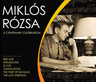 Miklos Rozsa: A Centenary Collection (1940-1982)