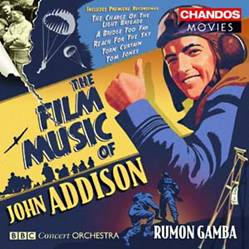 Film Music of John Addison, The (2007)