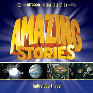 Amazing Stories (Anthology Three) (1985-1987)